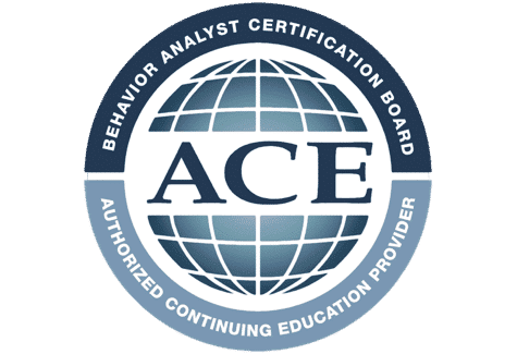 BACB Approved Continuing Education Provider seal