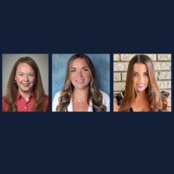 Dr. Jessica Korneder, Payton Boudreau, & Anna Jenkins